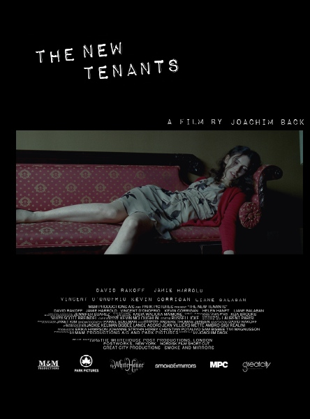 The New Tenants, 2010 Academy Award Best Live Action Short Film
